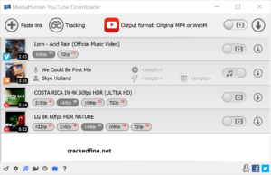 MediaHuman YouTube Downloader Pro Crack